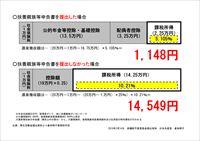 年金支給月額20万円のケース