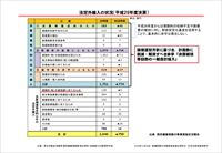 法定外繰入の状況(平成29年度決算)